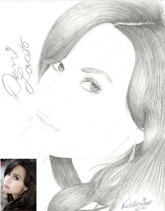 Demi Lovato by Katherine.JB.15